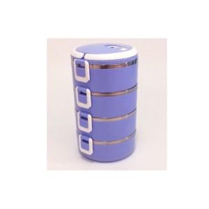 Jual LBOX00204L - 4 Susun Rantang Makan / Kotak Makan Stainless Steel