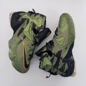 Sepatu Basket Nike Leborn James 13 Aligator Tokopedia