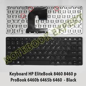 Keyboard Hp Probook 6460b Tokopedia