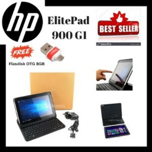 Hot Promo Hp Elitepad 900 G1 Tokopedia