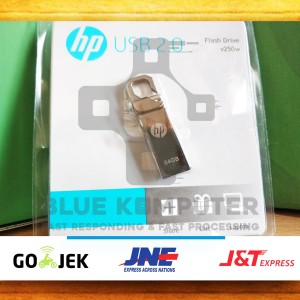 Flashdisk Hp 64gb Flash Disk Flash Drive Hp 64 Gb Tokopedia