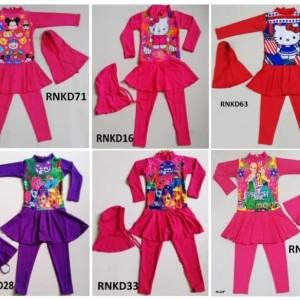 Baju Renang Anak Perempuan Tokopedia