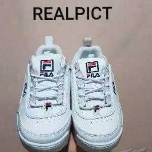 Sepatu Fila Disruptor Premium Quality Tokopedia