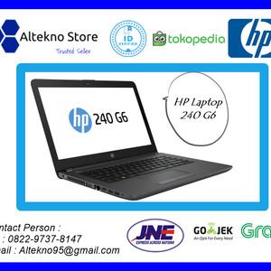 Hp 240 G6 3lk61pa I5 7500u Windows 10 Pro Tokopedia