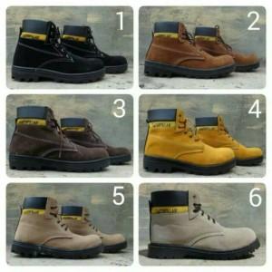Sepatu Boots Caterpillar Tokopedia