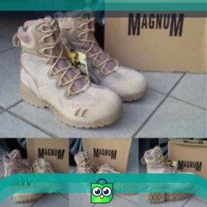 Sepatu Tactical Spider 8inc Tokopedia