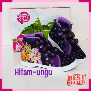 Sepatu Little Pony Boot Art Pony Happy 28 32 Tokopedia