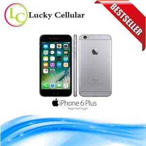Iphone 6 Plus 16gb Gray Tokopedia