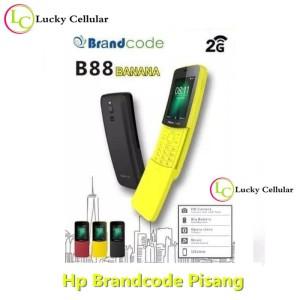 Hp Murah Brandcode B88 Pisang Tokopedia
