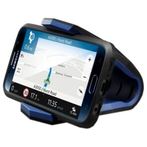 Car Holder Hp Smartphone Cradle Clip Sticky Dashboard Max Display 6 Inch Tokopedia