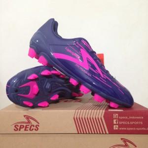Sepatu Bola Specs Accelerator Light Speed Ultra Violet Tokopedia