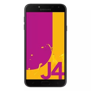 Samsung Galaxy J4 Black Tokopedia