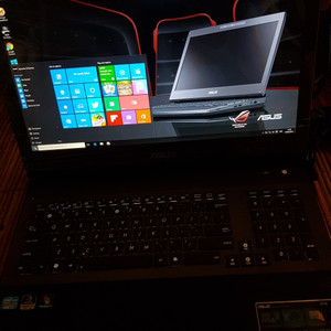 Laptop Gaming Asus Rog G74sx Tokopedia