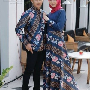 Baju Couple Batik Inneke Tokopedia
