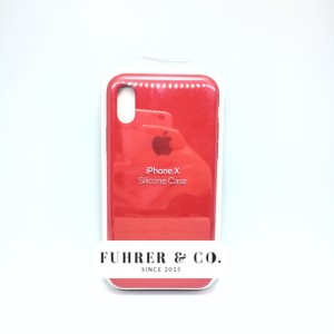 Silikon Silicone Case Iphone X Original Resmi Apple