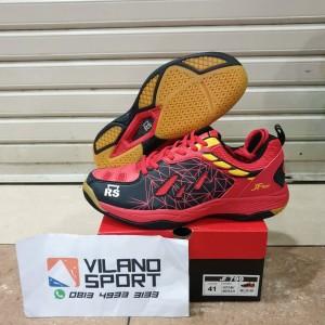 Rs Jeffer 799 Sepatu Badminton Bulutangkis Rs Tokopedia