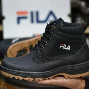 Sepatu Boots Pria Fila Tokopedia