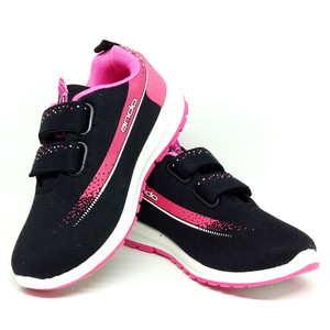 Sepatu Ando Adelline Velcro Sepatu Anak Perempuan Sepatu Sekolah Paud Tk Sepatu Balita Pink Tokopedia