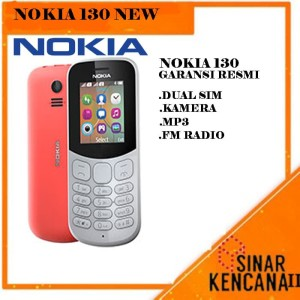 Nokia 130 Kamera New Tokopedia