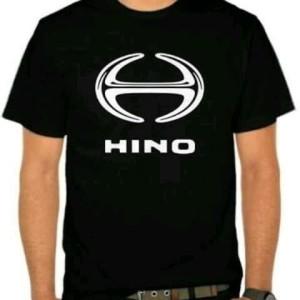 Jual Tshirt kaos baju pria big size 2xl 3xl 4xl HINO 12a099d631