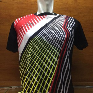 Kaos Baju Badminton Bulutangkis Li Ning Linning Junior Setelan Tokopedia