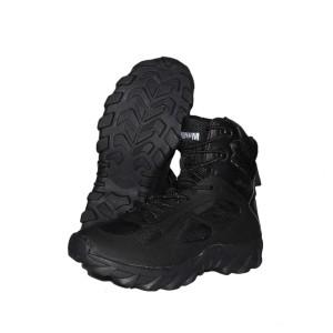 Sepatu Magnum 6 Inch Boots Import 566 Cokelat Kulit Gunung Taktis Dessert Tokopedia