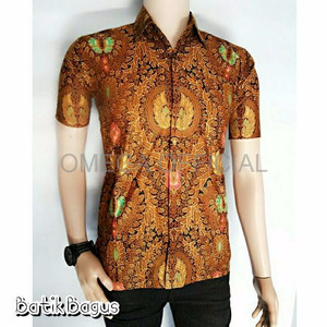 Kemeja Batik Pria Executive Baju Batik Pria Modern Tokopedia