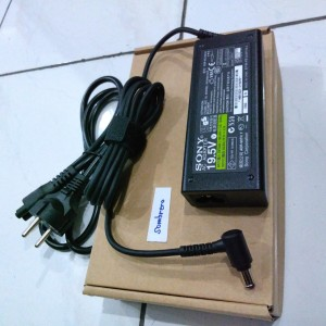 Charger Laptop Sony Vaio Tokopedia