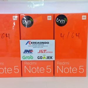 Xiaomi Redmi Note 5 Ram 4 Internal 64gb Blue Garansi 1 Tahun Tokopedia