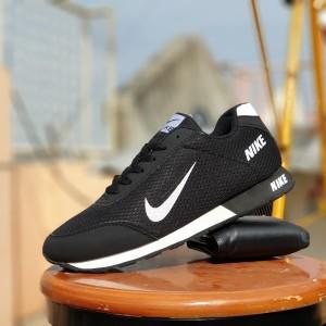 Sepatu Nike Running Hitam Putih Termurah Tokopedia