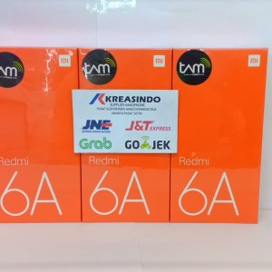 Xiaomi Redmi 6a Ram 2gb Internal 16gb Bnib Segel Tokopedia