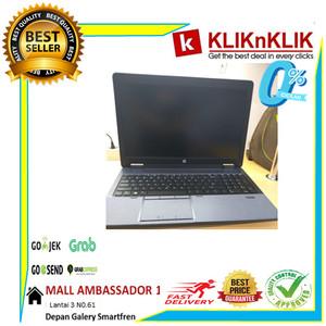 Hp Zbook 15 4800mq 16gb 1tb Black 0 191018 Rbb07 Second Knk Tokopedia
