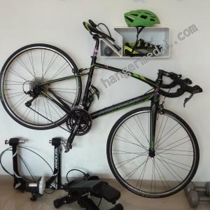 Rack Sepeda Hanger by Hangermedaldotcom - gantungan box rak sepeda