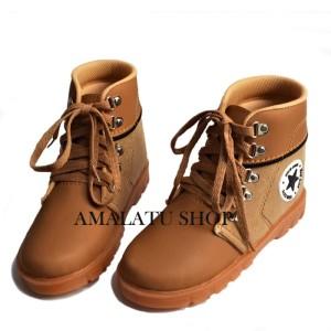 Sepatu Boots Anak Laki Laki Spiderman Tokopedia