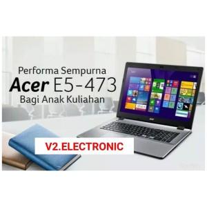 Acer E5 473 Intel Core I3 5005u Haswell 2gb Ram 500gb Hdd Intel Hd Graphics 5500 Tokopedia