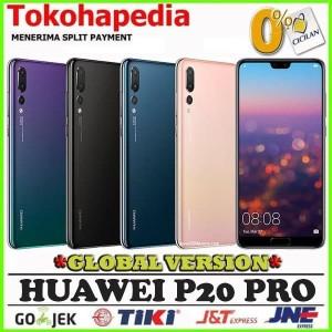 Huawei P20 Pro Twilight 128gb Ram 6gb New Bnib Ori Tokopedia