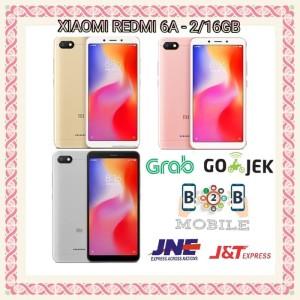 Xiaomi Redmi 6a 16gb Ram 2gb New Bnib Ori Tokopedia