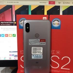 Xiaomi Redmi S2 Grey Tokopedia