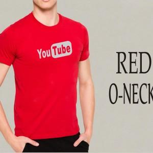 Produk T Shirt Kaos Distro Youtube Logo - Harga Bersatu webid 1bb7ab6bbb