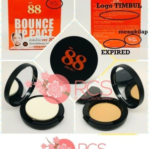 Terlaris Bounce Ver 88 Bedak Make Up 88 Murah Bedak Thailand Kosmetik Tokopedia
