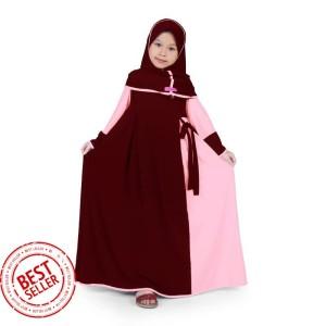 Baju Muslim Anak Gamis Anak Perempuan Tokopedia