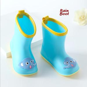 Sepatu Boots Boot Anak Anti Air Sekolah Tokopedia