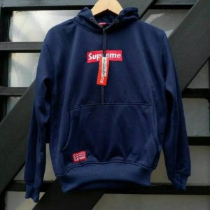 Harga Jaket Supreme Xxl Navy Sweater Hoodie Jumbo Big Size Terbaru ... 5678a38eaf