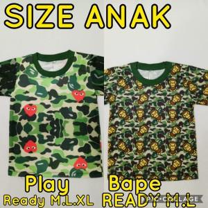 Baju Anak Kaos Anak Cowok Tokopedia