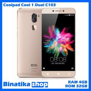 Coolpad C103 Ram 4gb Internal 32gb Tokopedia