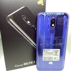 Micromax Canvas Selfie 3 E460 Ram 3 32gb Garansi 1 Tahun Tokopedia