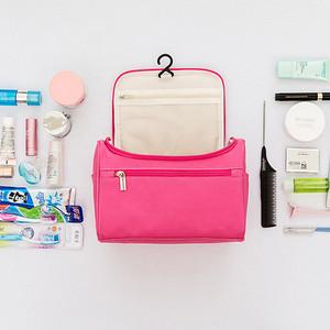 N Lr344 Toiletries Bag Tas Kosmetik Alat Mandi Travel Bag Koreanstyle Tokopedia