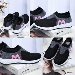Mokka Import Sepatu Sneakers Wanita Tokopedia