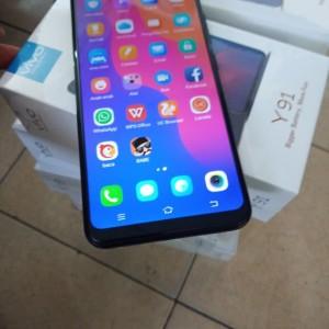 New Arivall Vivo Y91 Tokopedia