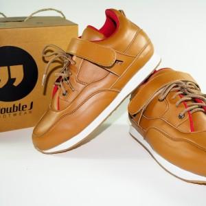 Sepatu Anak Laki Laki Kets Hitam Ando Tiffany Tokopedia